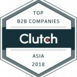 Top SEO Outsourcing Company in Asia by Clutch
